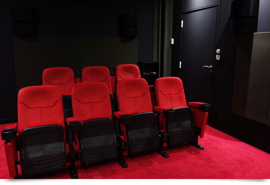 Bien-aimé CINEXION - Cinéma chez soi - Partout en france HJ39