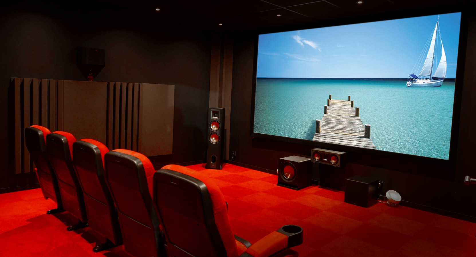 Cinexion Le Cinema Chez Soi By Cinexion